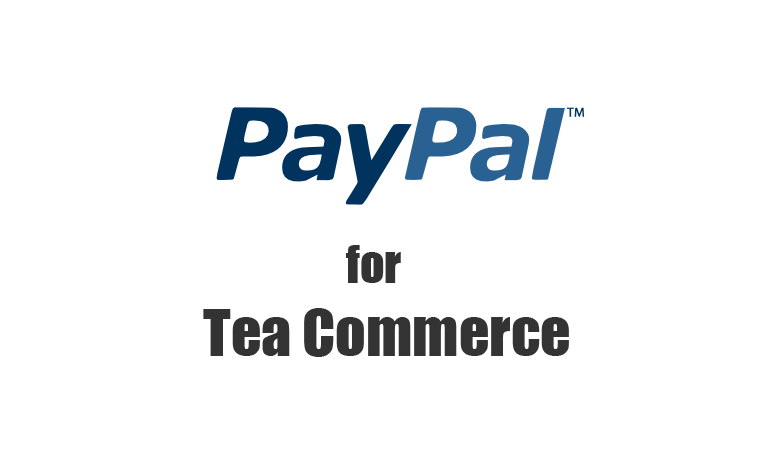 PayPal for Umbraco Tea Commerce